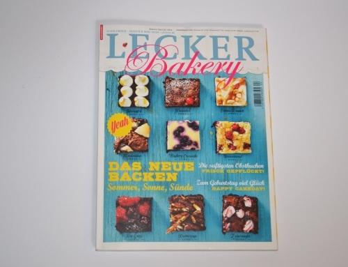 Backzeitschrift: Lecker Bakery