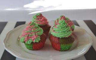 Produkttest, Cupcake-Divider, Cupcake-Trenner, zweifarbig backen, zweifarbiges Topping, Spritzbeutel, Carl Tode Göttingen