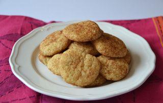 Rezept für weiche Kekse mit einer knusprigen Zucker-Zimt-Kruste, luftig und lecker, schnell und einfach gemacht, Carl Tode Göttingen
