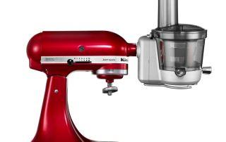 Kitchen Aid Entsafter, Aufsatz für die Artisan Küchenmaschine, Neuheiten 2014, Carl Tode Göttingen