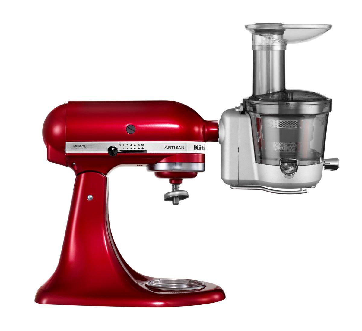 kitchen aid mixer artisan kitchen aid entsafter aufsatz fr die artisan - Kitchenaid Mixer Artisan