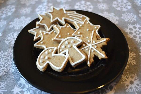 Schwedische Pfefferkuchen, Kekse, Weihnachten, Ausstechen, Carl Tode Göttingen