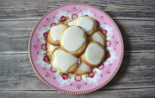 Rezept für leckere Zitronenkekse, außen knusprig, innen weich, Carl Tode Göttingen