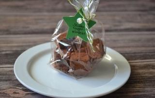 Geschenke aus der Küche, Nougatkonfekt mit Schokolade, Konfekt selbermachen, Carl Tode Göttingen