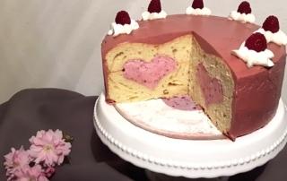 Torte mit Herz, Cremefüllung, ganz einfach mit Lurch, für Sie getestet, Carl Tode Göttingen