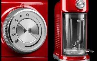 Carl Tode stellt den Magnetic Drive Blender von Kitchen Aid vor, Göttingen, Blender, Smoothies