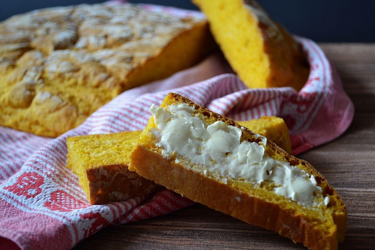 Brot backen mit Kürbis, Kürbisbrot, Rezept, Carl Tode Göttingen