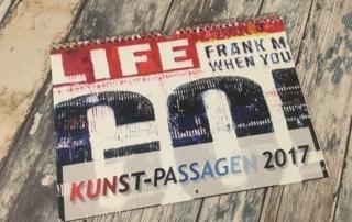 Kalender, Kunst-Passagen, Carl Tode Göttingen, Hospiz Hann. Münden