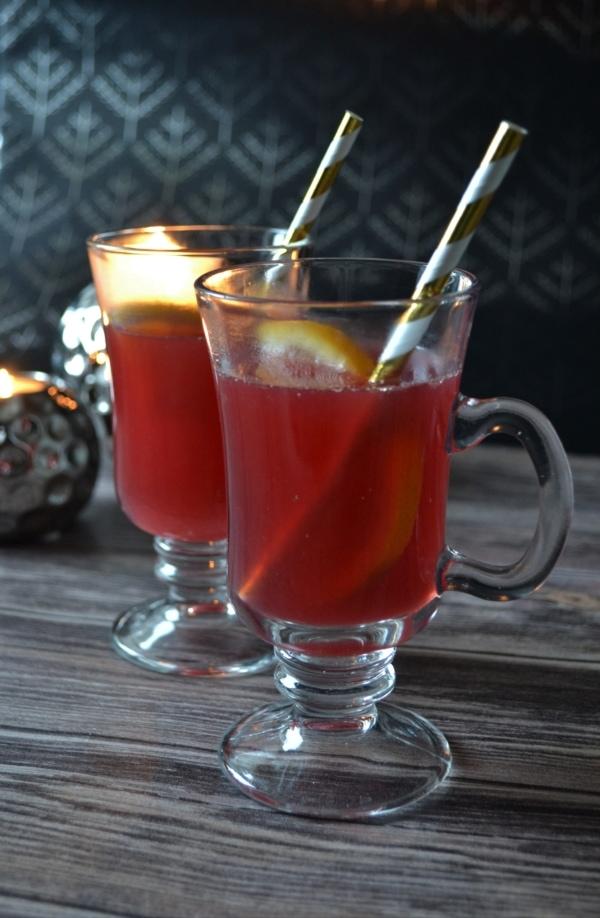 Carl Tode präsentiert Rezept für leckeren Punsch, Göttinge, mit oder ohne Alkohol, Kinderpunsch,