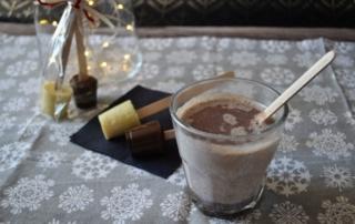 Carl Tode Göttingen, Rezept, Heiße Schokolade am Stiel, Kakao