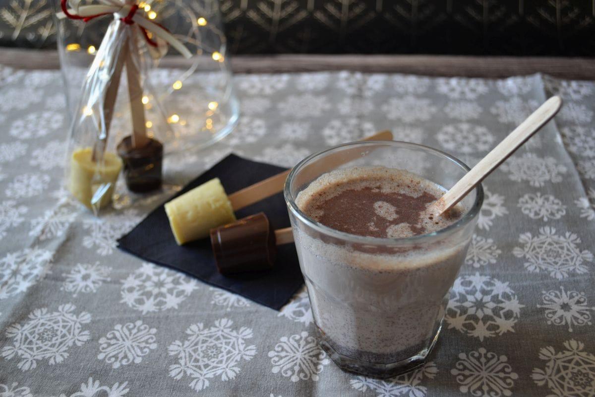 Heiße Schokolade Am Stiel Als Geschenk Carl Tode Göttingen