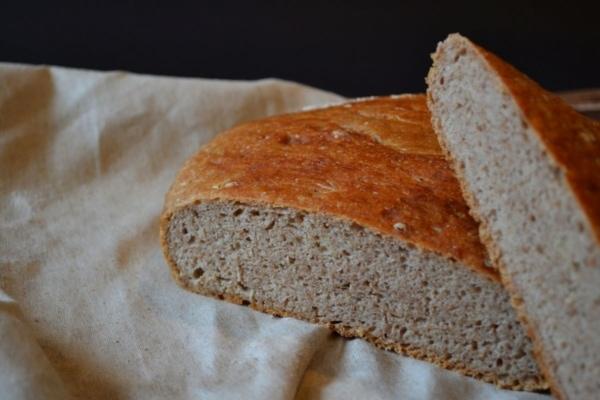 Rezept, Brot, No Knead Bread, backen, Carl Tode Göttingen