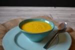 Carl Tode testet Vitamix, Rezept für schnelle Karottensuppe, mit Ingwer