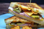 Sandwich mit Chips, Carl Tode Göttingen, Rezept, Cheddar, würzig