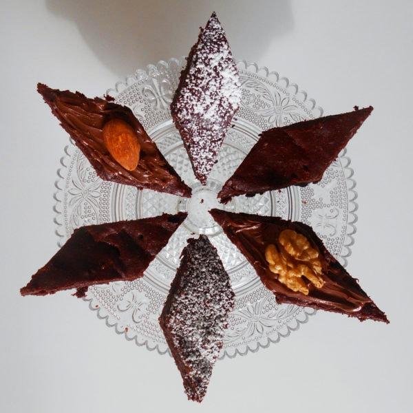 Brownies, Espresso, Banane, Dekoration, Carl Tode, Göttingen