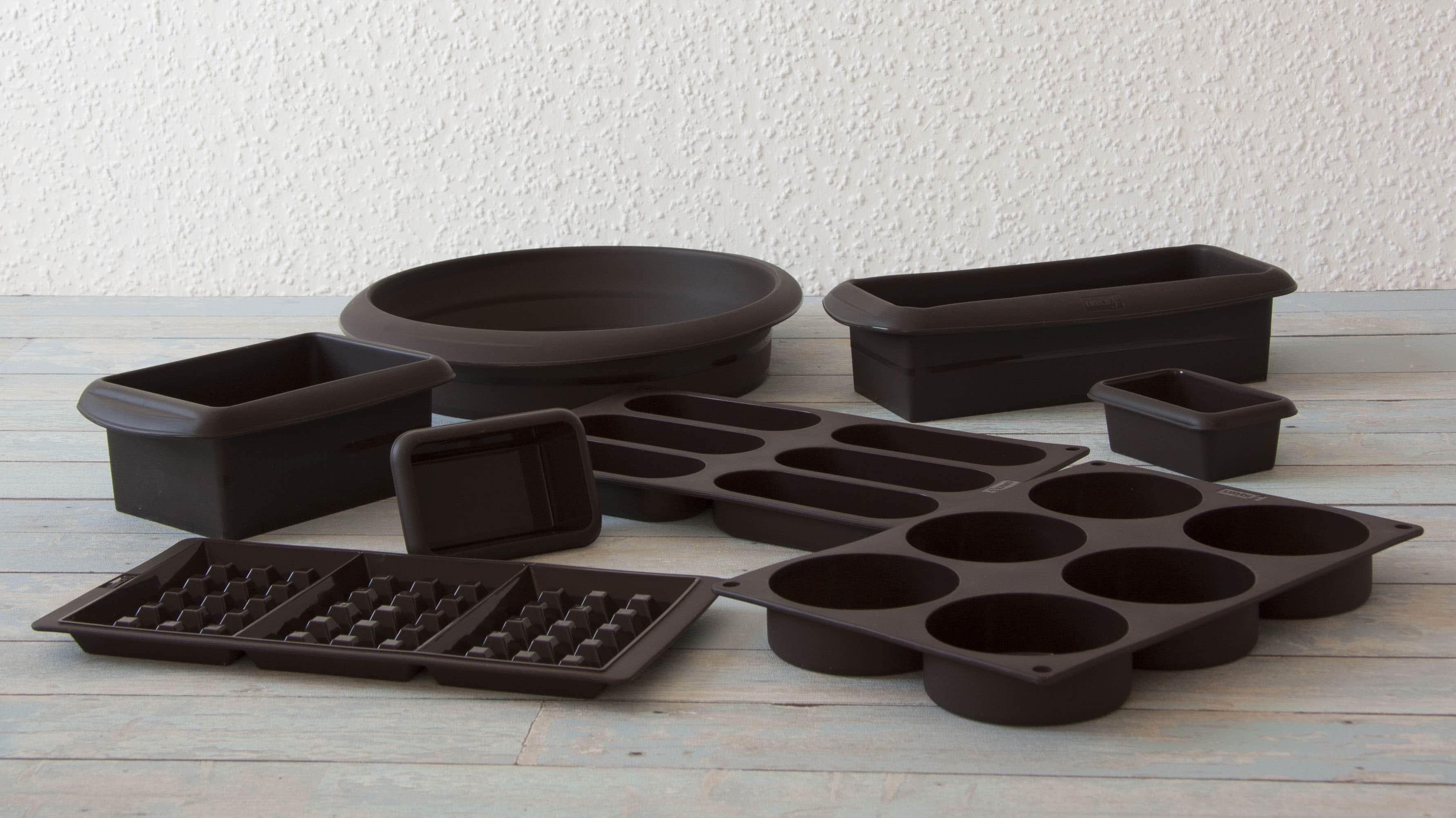 lurch original flexiformen aus silikon carl tode g ttingen. Black Bedroom Furniture Sets. Home Design Ideas