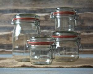 Drahtbügel, Glas, Marmeladenglas, Einkochen, Einmachen, Carl Tode, Göttingen