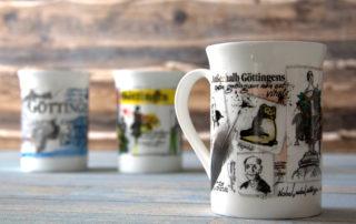 Göttingen-Becher, Timmermann, Design, Porzellan, Carl Tode, Göttingen