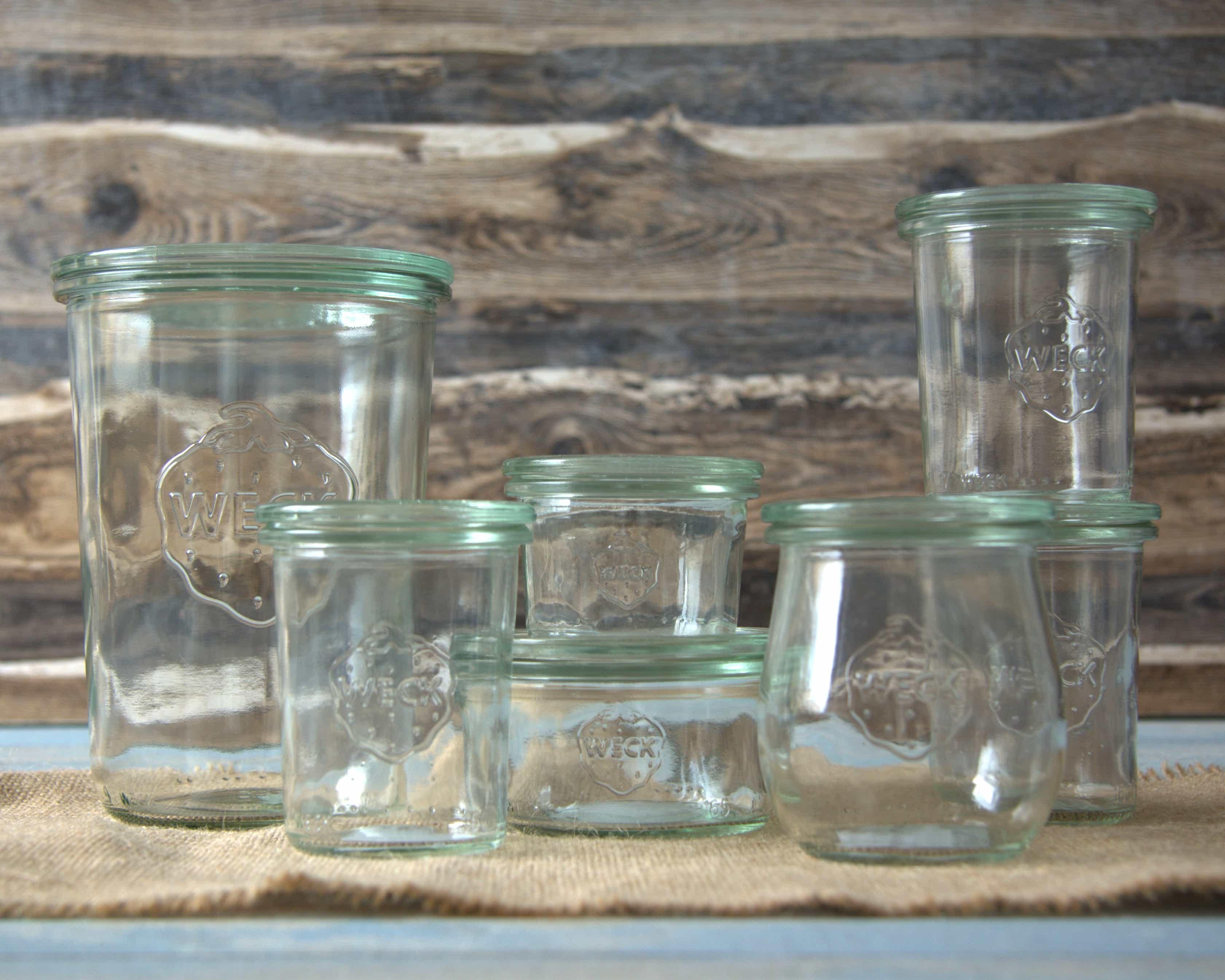 Weck, Glas, Marmeladenglas, Einkochen, Einmachen, Carl Tode, Göttingen
