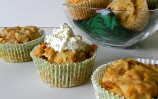 Muffins, Süßkartoffel, Kräuter, Carl Tode, Göttingen