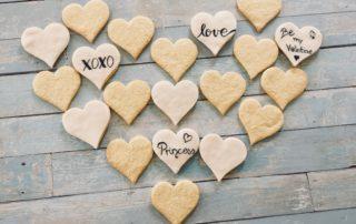 Herz, Keks, Carl Tode, backen, Valentinstag, Botschaft, Liebe