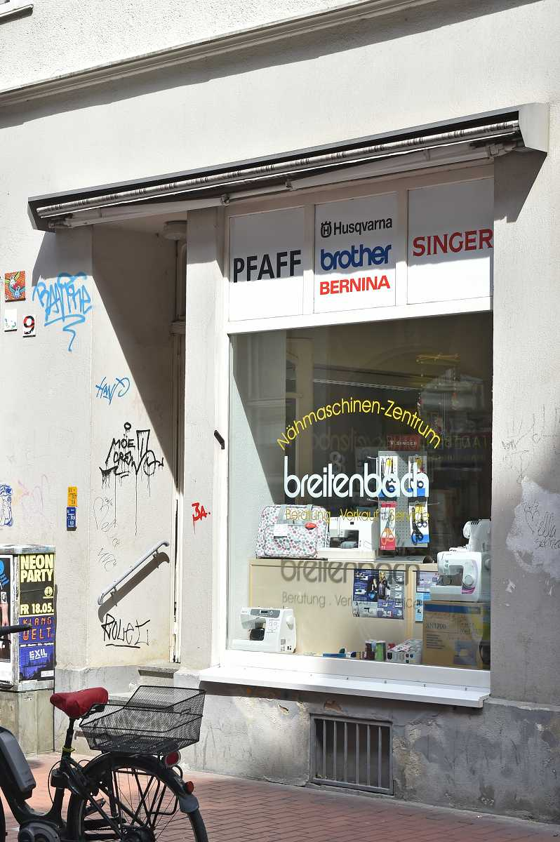 Nähmaschinen Breitenbach