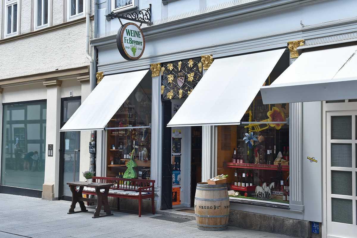 Bremer Weinhandlung