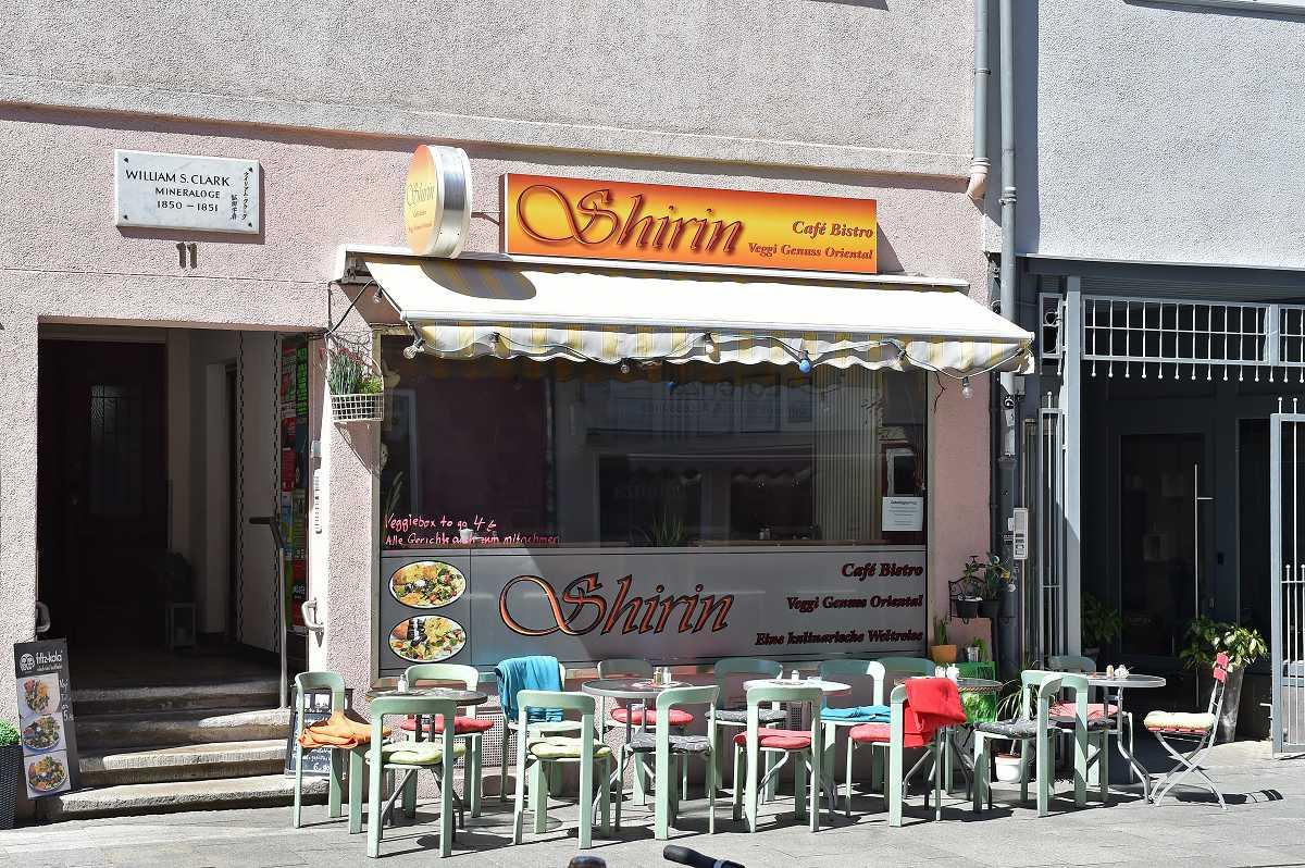 Café Shirin