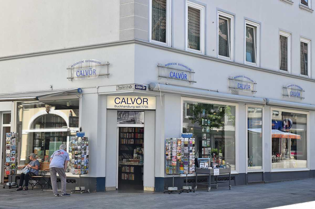 Akademische Buchhandlung Calvör
