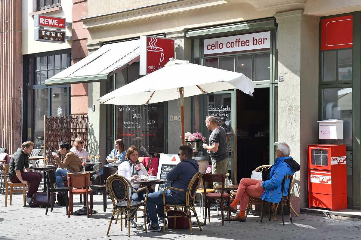 Cello Coffee Bar