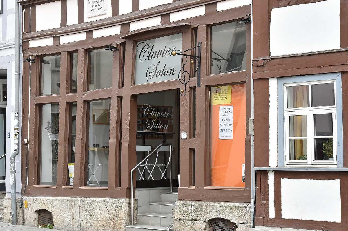 Clavier-Salon Göttingen
