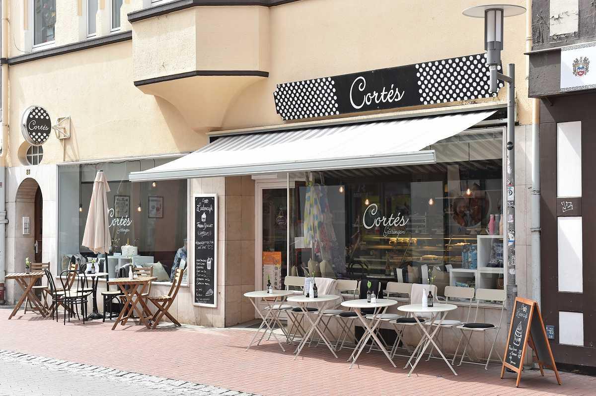 Ladencafé Cortés