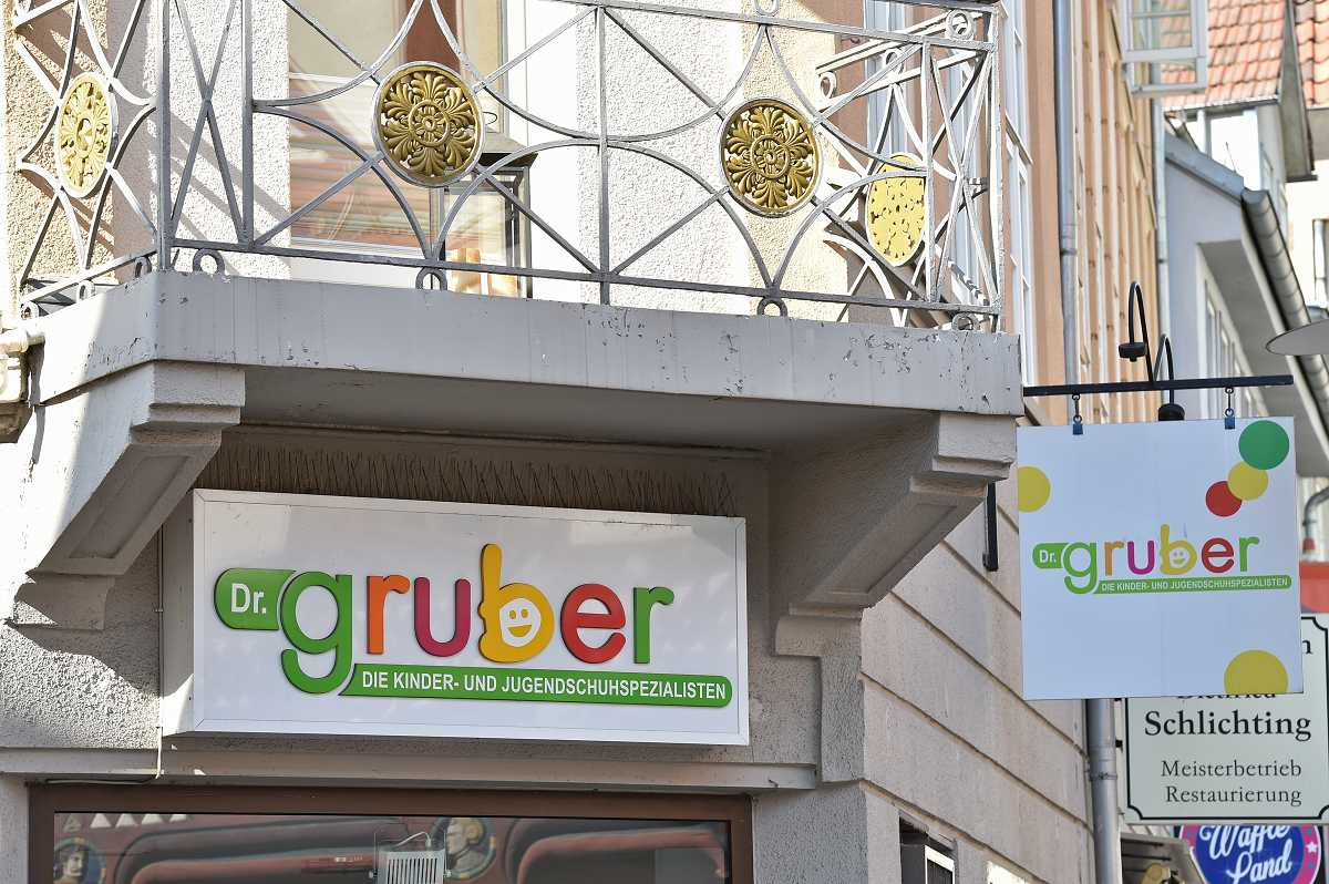 Dr. Gruber Göttingen – Die Kinder- und Jugendschuhspezialisten