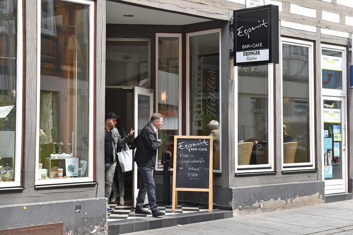 Bar + Cafe Esprit