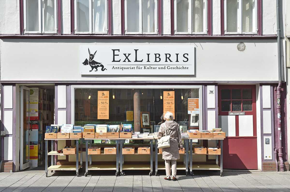 Antiquariat ExLibris