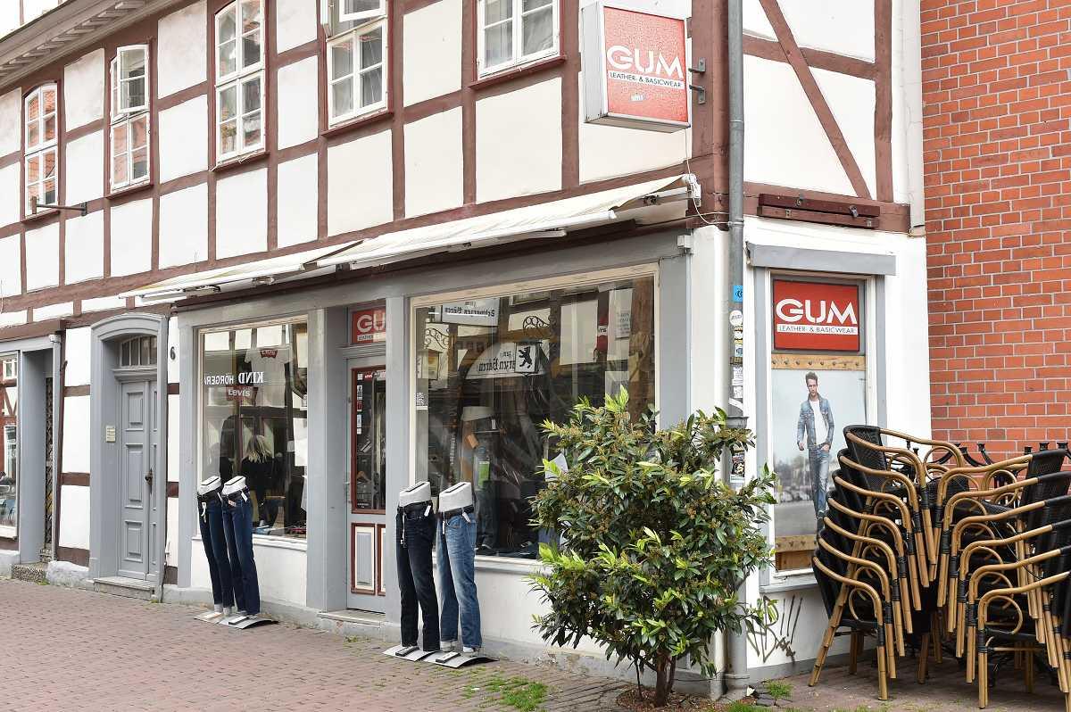 GUM Leder- und Textilbekleidung