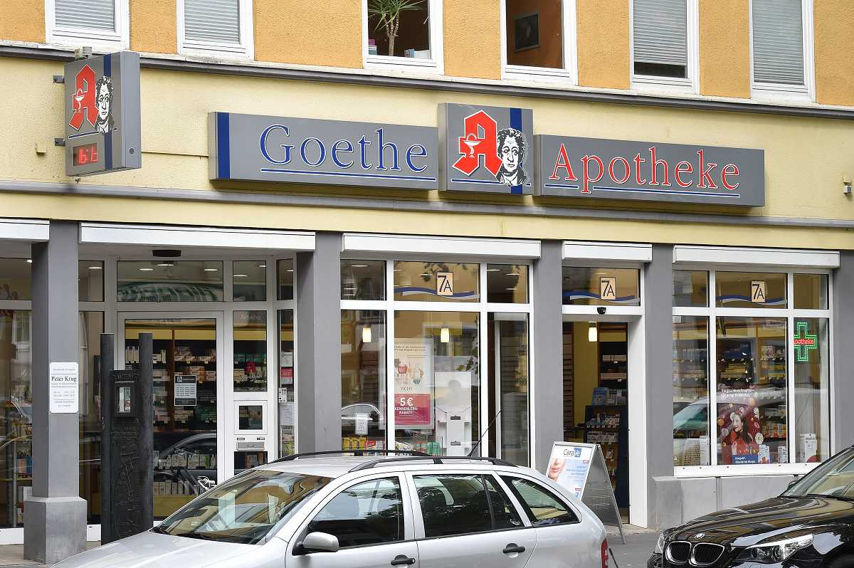 Goethe Apotheke Göttingen