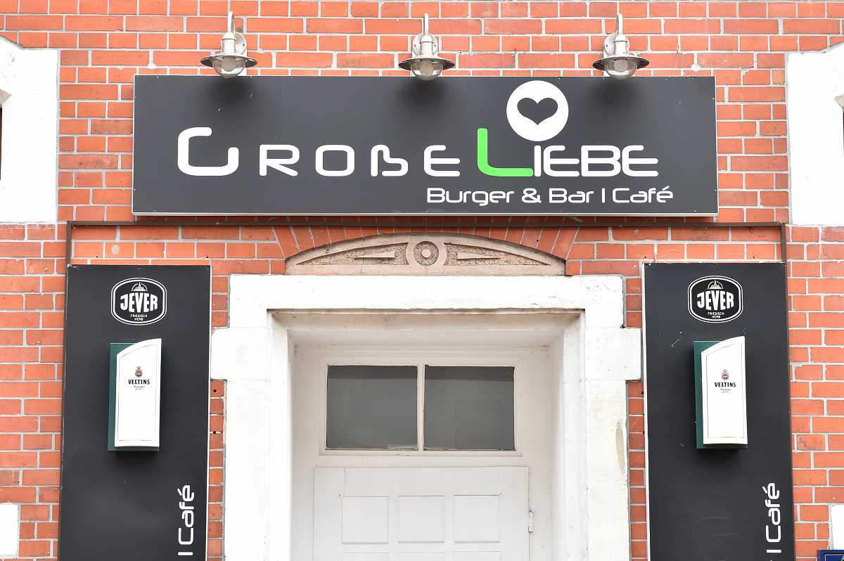 Große Liebe – Burger & Bar I Café
