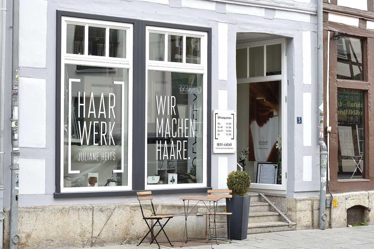 Haarwerk Juliane Heits