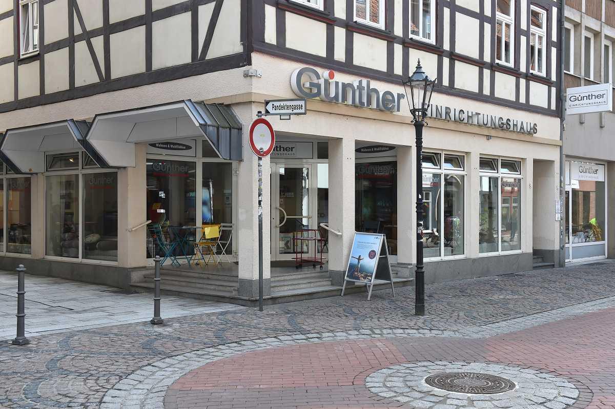 Einrichtungshaus Möbel – Günther