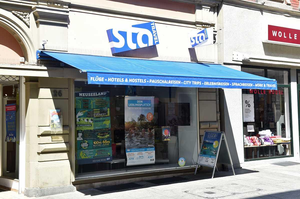 STA Travel & Reisebüro Göttingen
