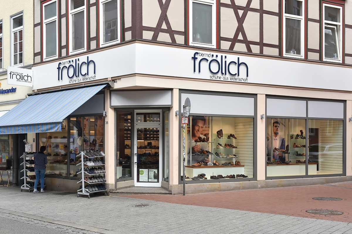 Schuhhaus Frohme