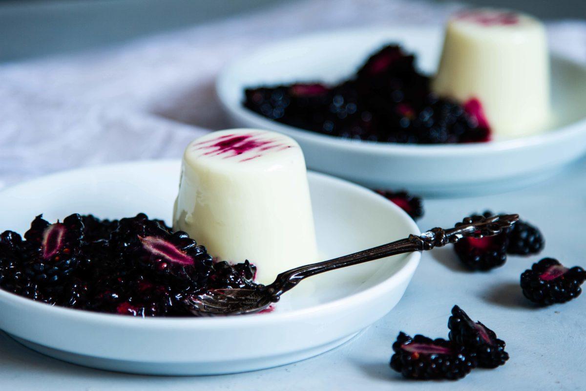 Carl Tode, Vegan, Panna Cotta, Göttingen, Laktosefrei, Kokos, Dessert