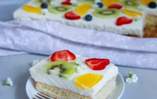 Kuchen, Buttermilch, Sommer, Göttingen, Zitrone, Leicht