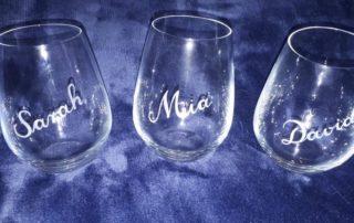 Nachtmann, Spiegelau, Glas, Gravur, Glasgravur, Individualisierung, Hochzeit, Muttertag, Geschenkidee, Carl Tode, Göttingen
