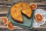 Blutorange, Orange, Zitrusfrucht, Kuchen, Upside down, Gestürzt, gedreht, Kuchen, backen, Rezept, Carl Tode, Göttingen