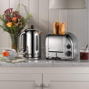Dualit, Classic, Wasserkocher, Home, Toaster, Stil, Design, Ikone, Decor, Haushaltsgeräte, Carl Tode, Göttingen