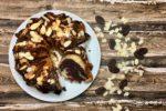 Marmorkuchen, Kirschen, Nordic Ware, Schattenmorellen, Kirschen, Mandeln, Kuchen, Gugelhupf, Rezept, Kuchen, Carl Tode, Göttingen