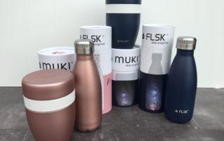 FLSK, Isolierflasche, Trinkflasche, unterwegs, 2go, Muki, Snackpot, Lunch, Iso, warm, kalt, Carl Tode, Göttingen