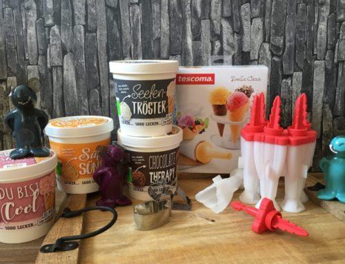 Eis ohne Eismaschine selber machen